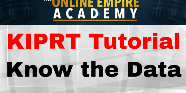 KIPRT Tutorial