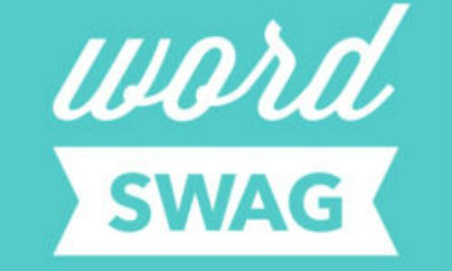 Word Swag for Amazon Merch